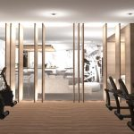 Fitness Gasperich CFArchitectes