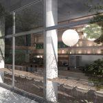 Kirchberg Restaurant CFArchitectes