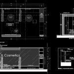 Stand Commercial Cosmetic CFArchitectes
