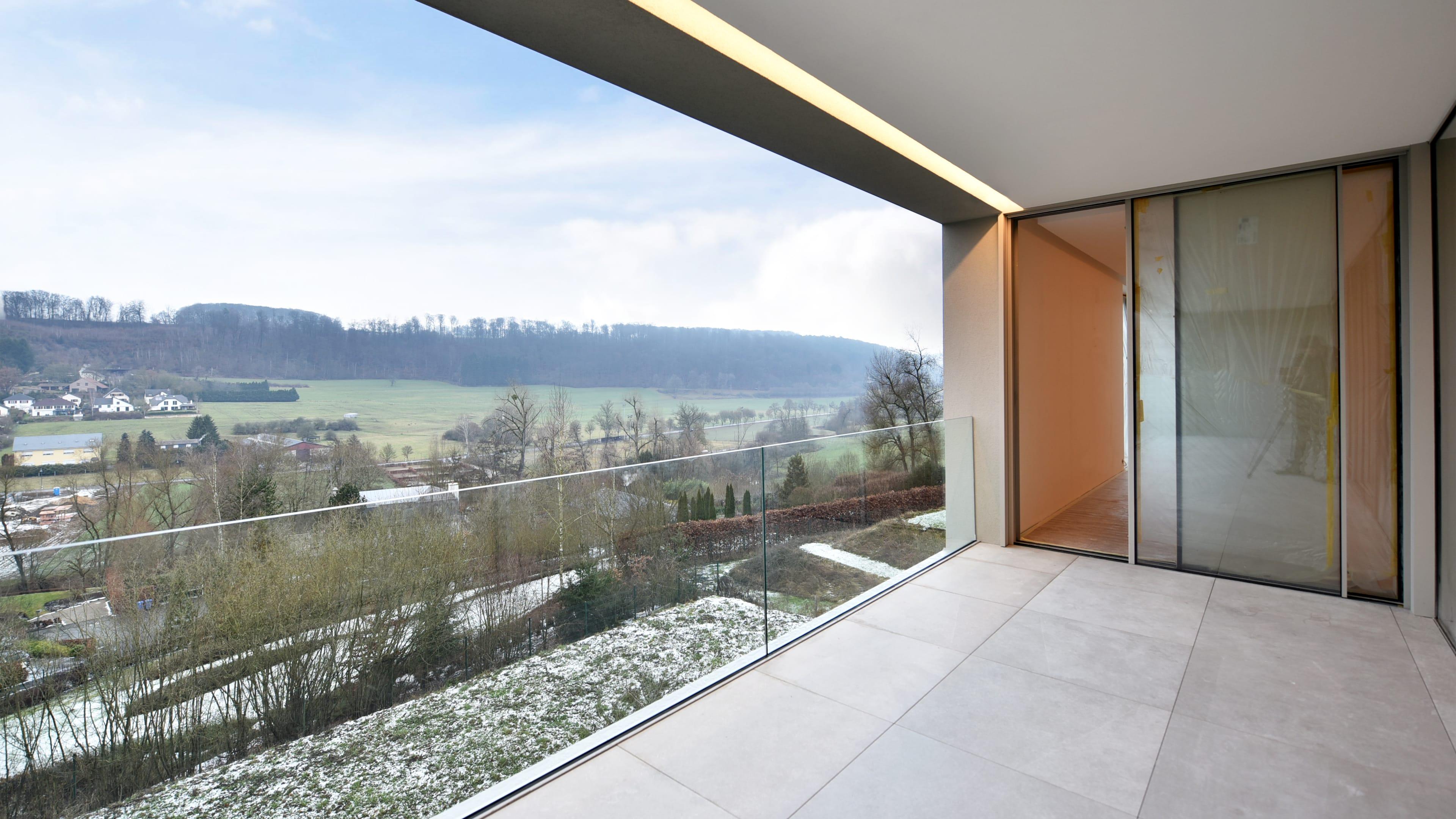 036 roodt villa luxe haut standing cfarchitectes for Architecte luxembourg