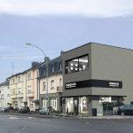 Commerce Bureau Luxembourg CFArchitectes