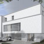 Maisons Jumelées Dudelange CFArchitectes
