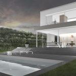 villa bridel intérieurs luxe CFArchitectes