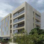 Belval Luxembourg Bureaux Appartements CFArchitectes