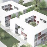 Bureaux Modules Bettembourg Luxembourg CFArchitectes