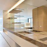 036-Roodt-Villa-Luxe-Luxembourg-CFA-CFArchitectes-Marbre-Minimal windows-Curtain wall-villa
