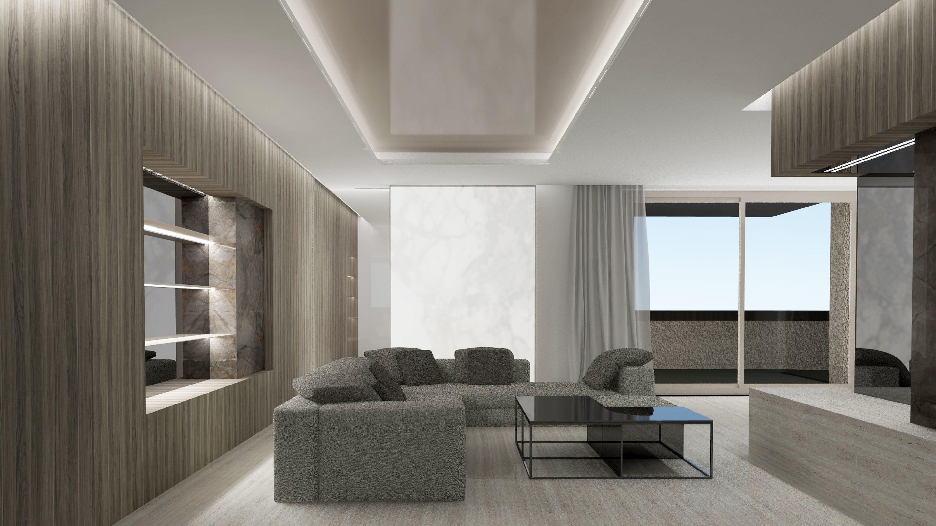 CFA, CFArchitectes, Christophe Felten Architectes, Luxe, Appartement, Interieur Luxembourg
