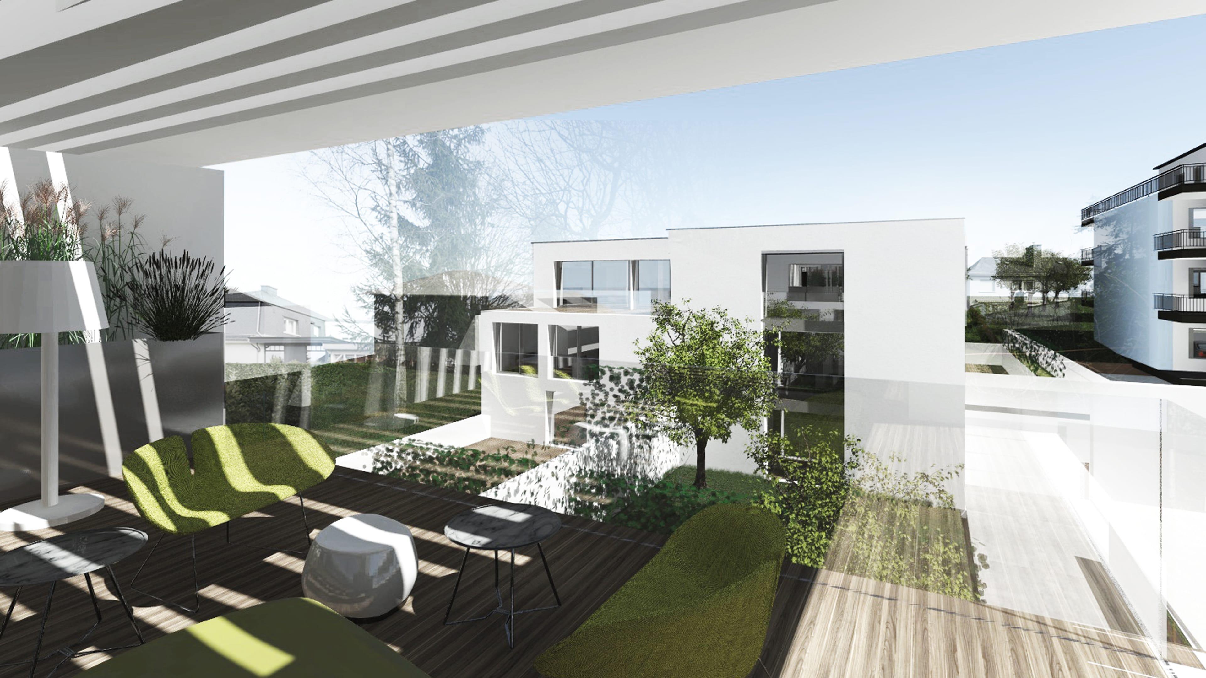 CFA, CFArchitectes, Christophe Felten Architectes, Architecte Luxembourg, Résidence, Bridel