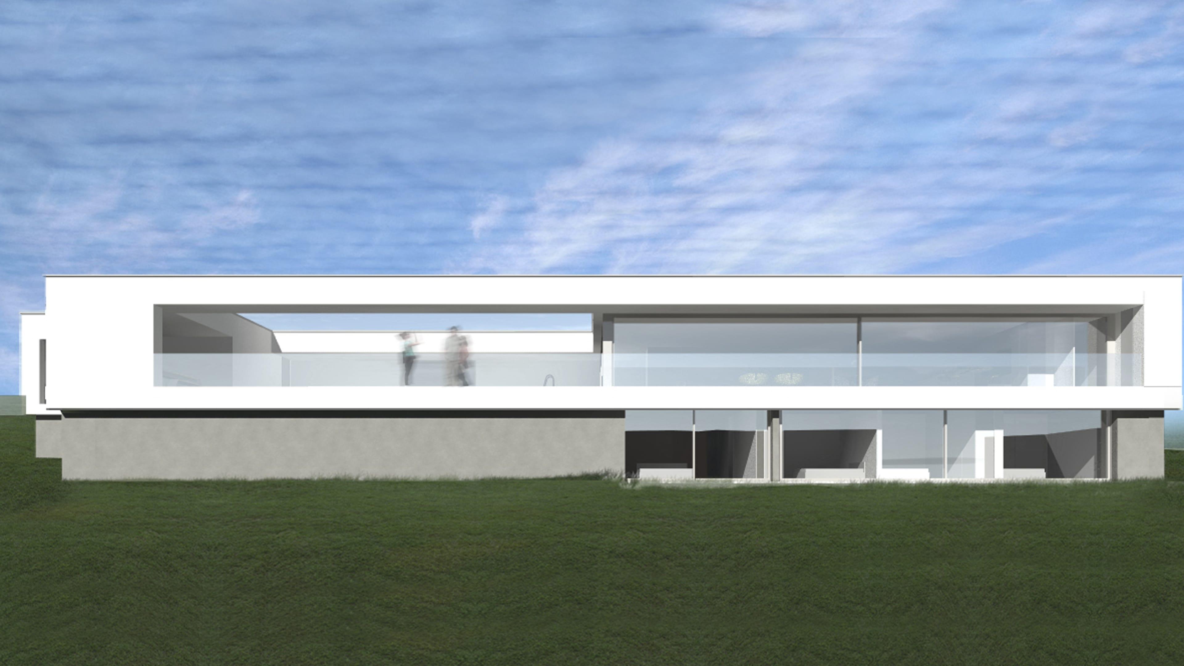 Villa, Luxe, Piscine, CFArchitectes, Luxembourg, Christophe Felten Architectes, CFA