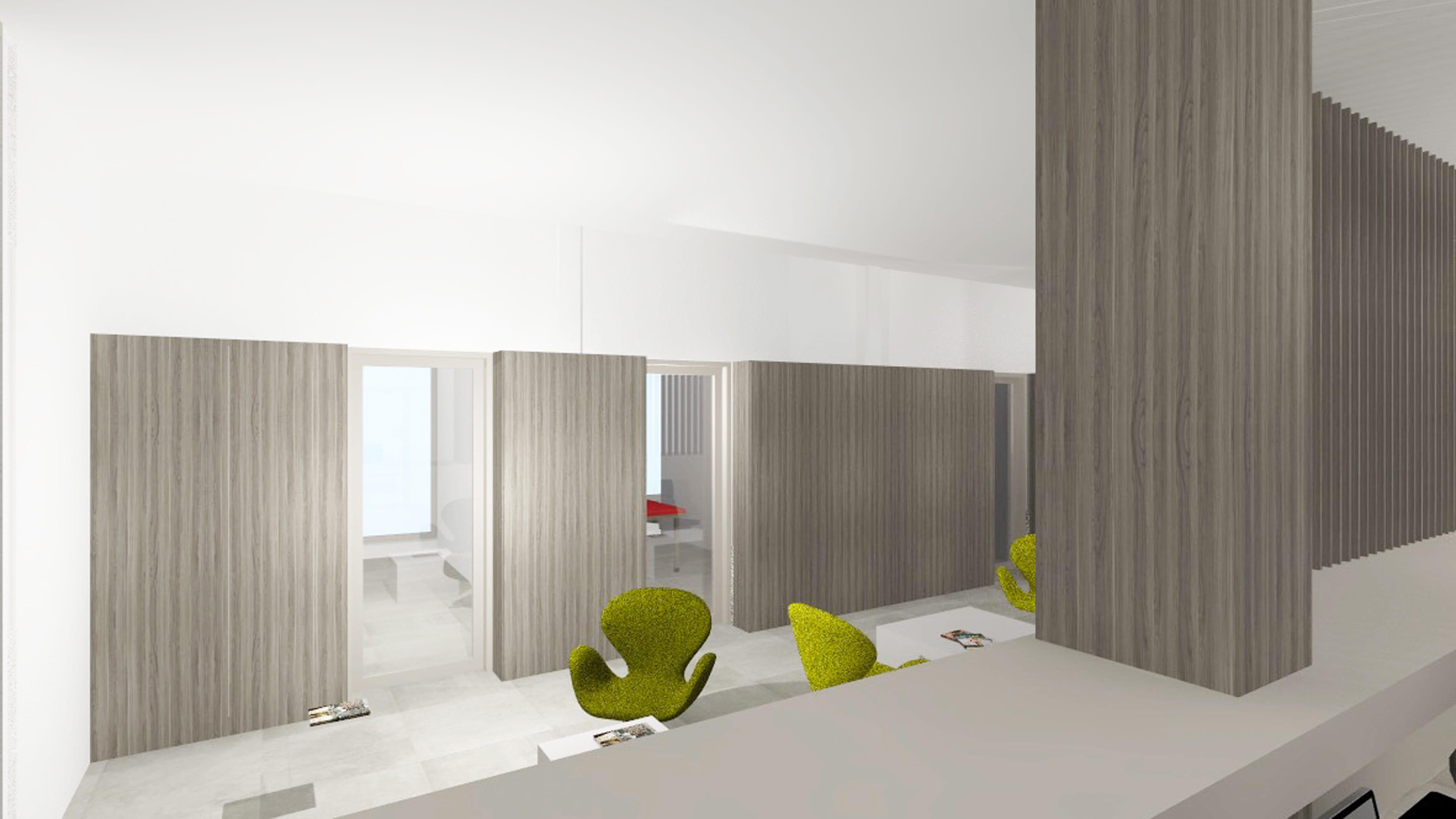 CFArchitectes, Cabinet mdecial, Luxembourg, Christophe Felten Architectes, Intérieur