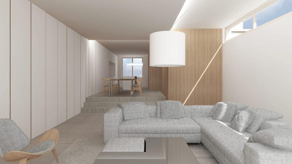 extension maison luxembourg cfarchitectes 097. Black Bedroom Furniture Sets. Home Design Ideas