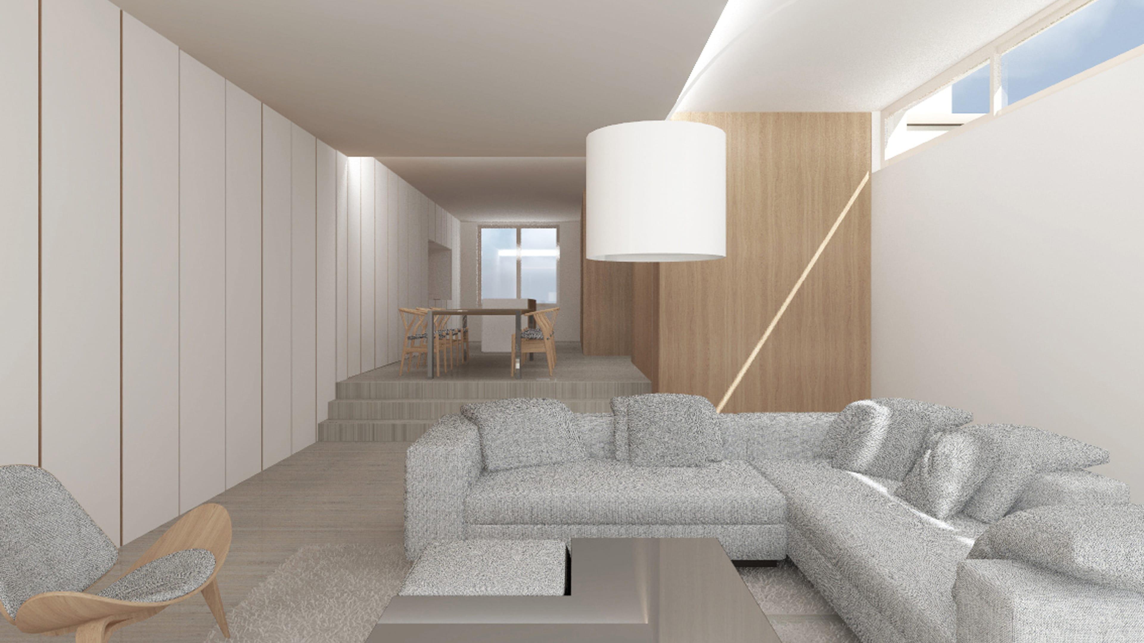 Maison, Extension, Intérieur, CFArchitectes, Luxembourg, Christophe Felten Architecte